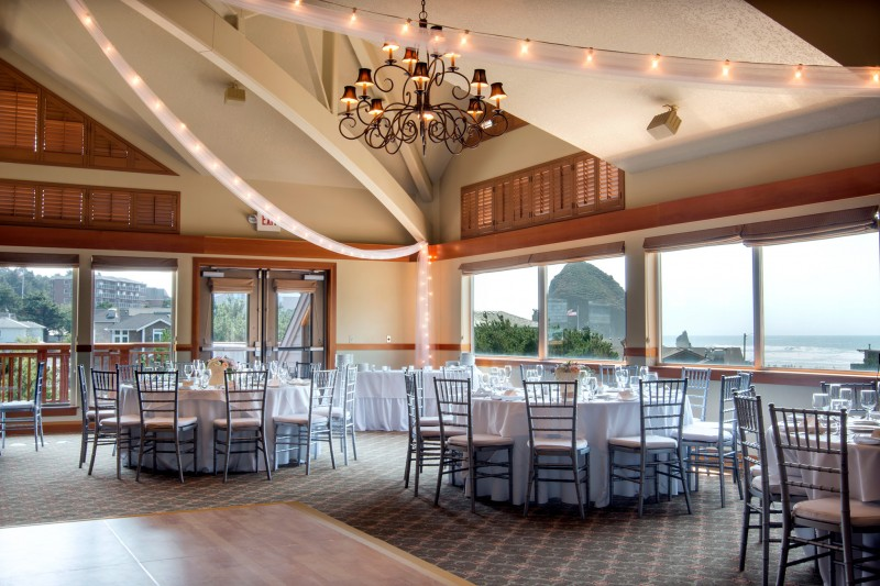 Weddings in Cannon Beach