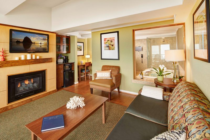 Beachfront Suite in Cannon Beach